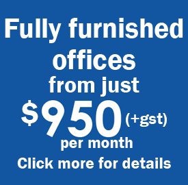 Professional office space in Perth